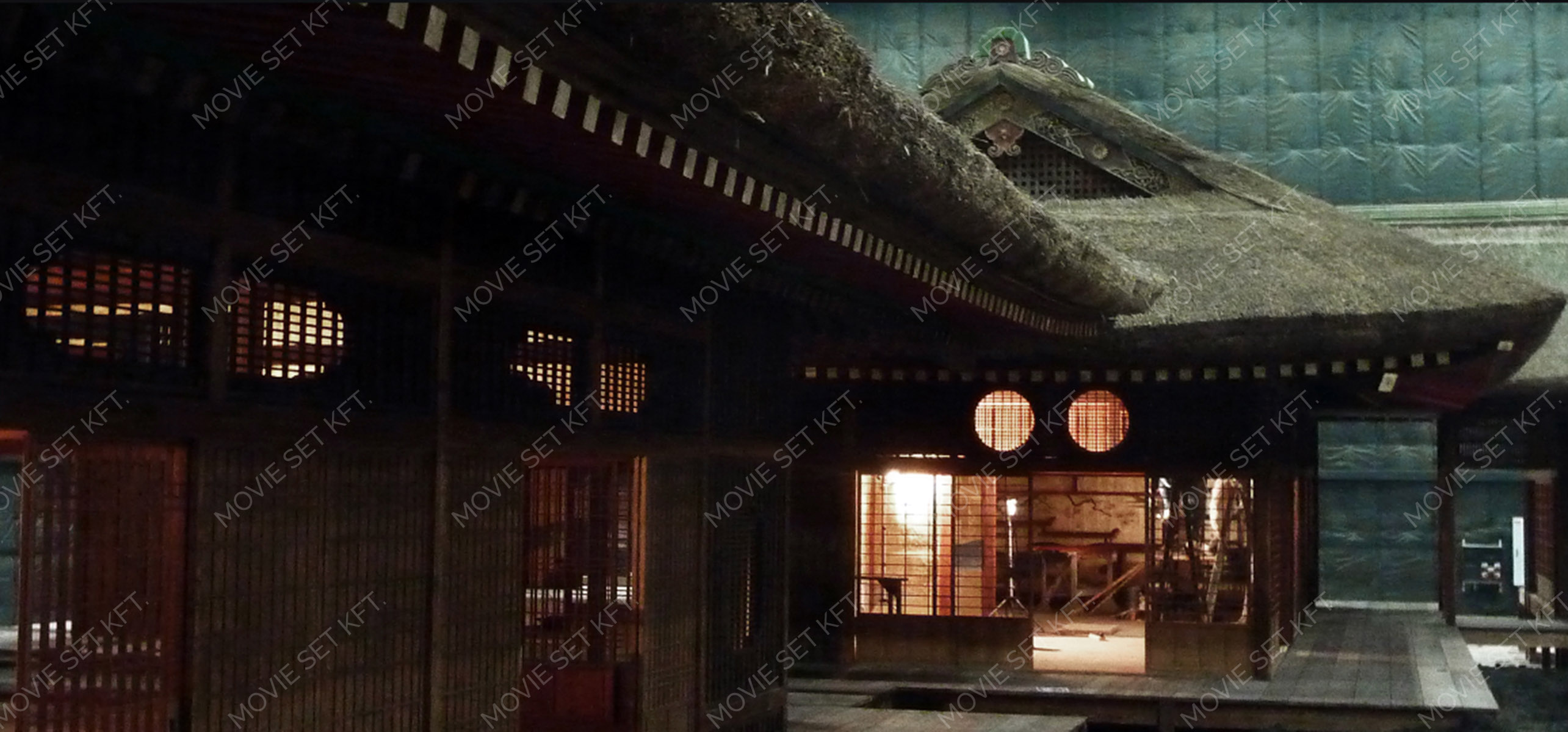 47 Ronin – Movie Set díszlet expedíció